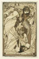 Jan Toorop Art Framed Print