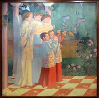 Maurice Denis Art Framed Print