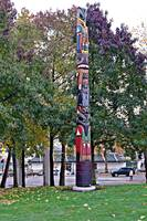 Seattle Totem Pole