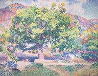 Henri-Edmond Cross Art Framed Print