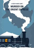 No883 My Murder on the orient express minimal movi