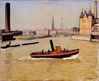 Albert Marquet Art Framed Print