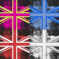 Union Jack Pop Art