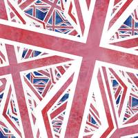 Union Jack Collage
