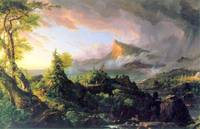 Thomas Cole Art Framed Print