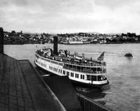Vallejo Napa ferry c1900 by WorldWide Archive