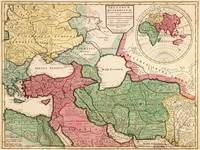 Map of the Middle East (1712)