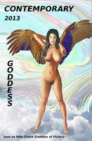 Jean Nike Greek Goddess Victory Female Nude Art