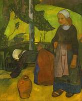 Paul Serusier Art Framed Print