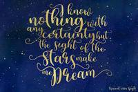Stars make me Dream