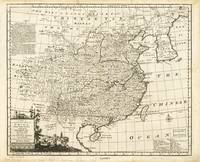 Map of China by Emanuel Bowen (1766)