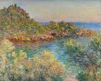 Claude Monet 1840 - 1926 NEAR MONTE CARLO