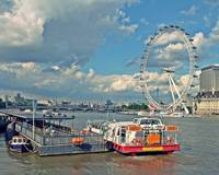 Westminster Thames Eye