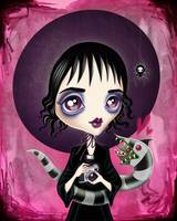 Strange and Unusual - Lydia Deetz