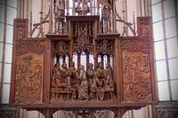 St. James's Church Holy Blood Altar Rothenburg ob