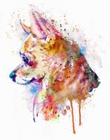 Watercolor Chihuahua