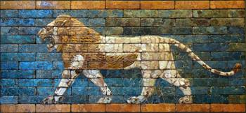 Mesopotamian Lion