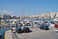 Zea Marina at Piraeus, Greece