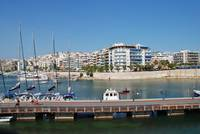 The Zea Marina at Piraeus, Greece