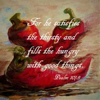 He Fills the Hungry