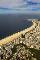 Copacabana by sky