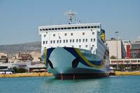 Prevelis ferry boat, Athens