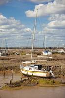 Tollesbury mud flats