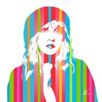 Stevie Nicks - Pop Art