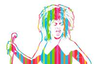 Tina Turner - Pop Art