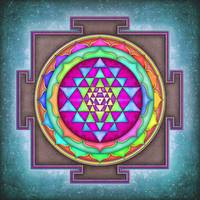 Sri Yantra VII - Artwork VII