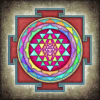 Sri Yantra VII - Artwork VI