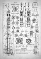 Soviet Rocket Schematics
