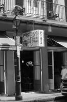 New Orleans - Pizza and Beer 2004 BW
