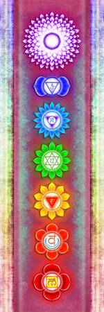 The Seven Chakras - Series VI Artwork V