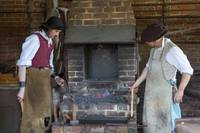 Tudor men iron works