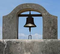 Old Spanish Fort-bell