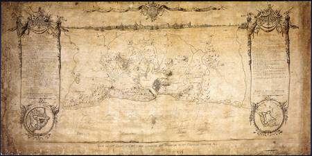 Plan of the Siege of the Havana Surrender (Aug. 12