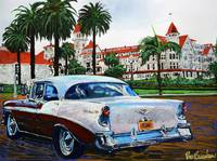 Cruising Coronado California