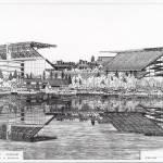 """Husky Stadium"" by patrickkerr"