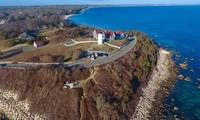 Nobska Lighthouse Aerial