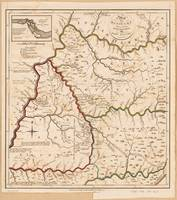Map of Kentucky (1793)