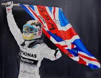 Lewis Hamilton Champion of the World