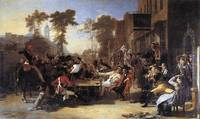 David Wilkie Chelsea Pensioners Reading the Waterl