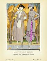 Fashion Poster 1900-1920s Series - 17