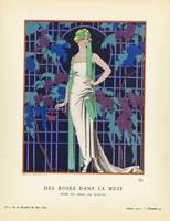Fashion Poster 1900-1920s Series - 20