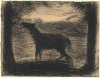 Foal (Le Poulain) [also called  The Colt ] , Georg