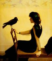 Harry Wilson Watrous (1857-1940), The Chatterers -