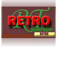 Text Logo Retro1