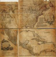 Map of North America (1752)
