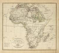 Map of Africa (1804)